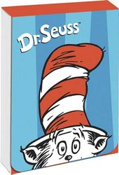 Dr. Seuss - Cat In The Hat - Memo Notes