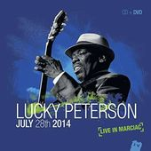 Live in Marciac, July 28th 2014 (CD + DVD)