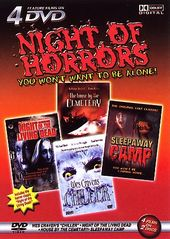 Night of Horrors (The House By the Cemetery / Wes