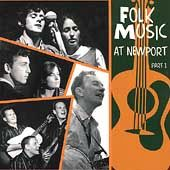 Folk Music at Newport, Volume 1 (Live)
