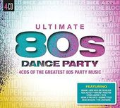 Ultimate 80s Dance Party (4-CD)