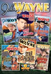 John Wayne - 6 Movie Collection (Star Packer /