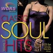 WDAS 105.3FM - Classic Soul Hits, Volume 5 (2-CD)