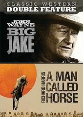 Big Jake / A Man Called Horse (2-DVD)
