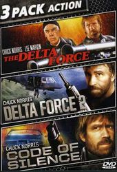 3 Pack Action: The Delta Force / Delta Force 2 /