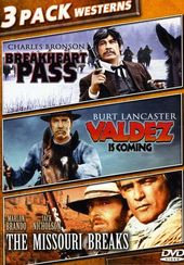 Breakheart Pass / Valdez is Coming / The Missouri