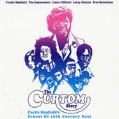 The Curtom Story [Metro Doubles] (2-CD)