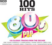 100 Hits: 80's Pop (5-CD)