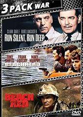 3-Pack War: Run Silent, Run Deep / Beachhead /