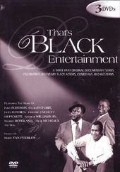 That's Black Entertainment (3-DVD)