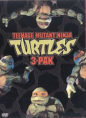 Teenage Mutant Ninja Turtles - Collection (3-DVD)
