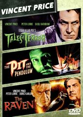 Vincent Price Triple Feature: Tales of Terror /