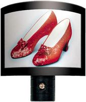 The Wizard of Oz - Ruby Slippers Night Light