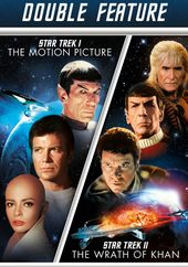Star Trek: The Motion Picture / Star Trek II: The