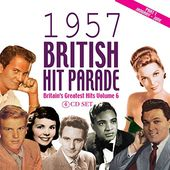 British Hit Parade: 1957, Part 1 (4-CD)