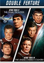 Star Trek V: The Final Frontier / Star Trek VI: