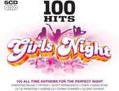 100 Hits: Girls Night (5-CD)