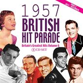 British Hit Parade: 1957, Part 2 (4-CD)