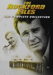 The Rockford Files - Complete Series (34-DVD)
