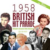 British Hit Parade: 1958, Part 2 (4-CD)