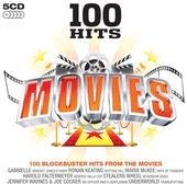 100 Hits: Movies (5-CD)