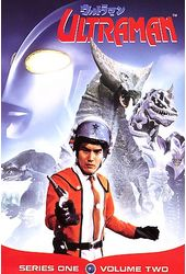Ultraman - Series 1, Volume 2 (3-DVD)