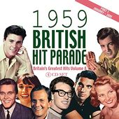 British Hit Parade: 1959, Part 1 (4-CD)