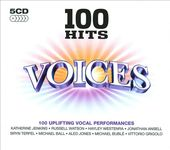 100 Hits: Voices (5-CD)