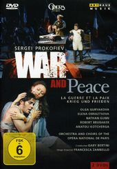 Prokofiev - War and Peace (2-DVD)