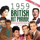 British Hit Parade: 1959, Part 2 (4-CD)