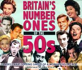Britain's Number Ones Of the 50's (4-CD)