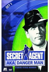 Secret Agent aka Danger Man - Set 1 (2-DVD)