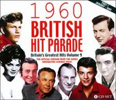 British Hit Parade: 1960, Part 1 (4-CD)