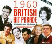 British Hit Parade: 1960, Part 2 (4-CD)