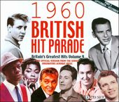 British Hit Parade: 1960, Part 3 (4-CD)