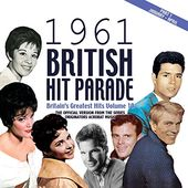 British Hit Parade: 1961, Part 1 (4-CD)
