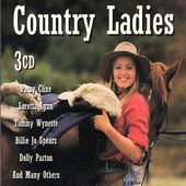 Country Ladies [Goldies] (3-CD)