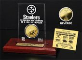 Football - Pittsburgh Steelers - 6x Super Bowl