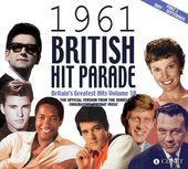 British Hit Parade: 1961, Part 2 (4-CD)