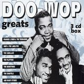Doo-Wop Greats (3-CD) [Import]