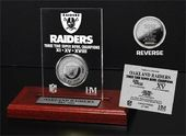 Football - Oakland Raiders - 3x Super Bowl Champs