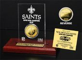 Football - New Orlean Saints - Super Bowl Champs