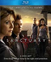 Sanctuary - Complete 3rd Season (Blu-ray)