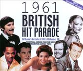 British Hit Parade: 1961, Part 3 (4-CD)