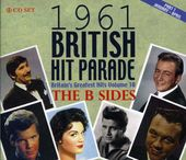 British Hit Parade: 1961 - B-Sides, Part 1 (4-CD)