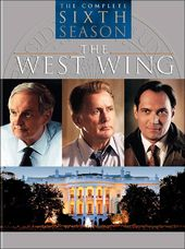 The West Wing - Complete 6th Season (6-DVD)