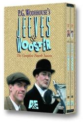 Jeeves and Wooster - Complete 4th Season (2-DVD)