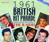 British Hit Parade: 1961 - B-Sides, Part 3 (4-CD)