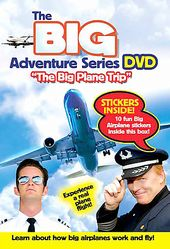 Big Adventure Series DVD: The Big Plane Trip