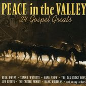 Peace in the Valley: 24 Gospel Favorites